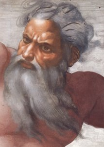 People who won't exist under any of our choices are of no importance (picture: Michelangelo)