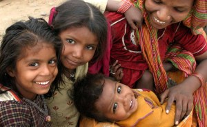 Indian girls are born on 500,000 fewer occasions per year than Indian boys (2006).(Photo: Steve Evans)