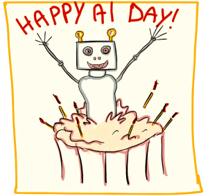 happy AI day